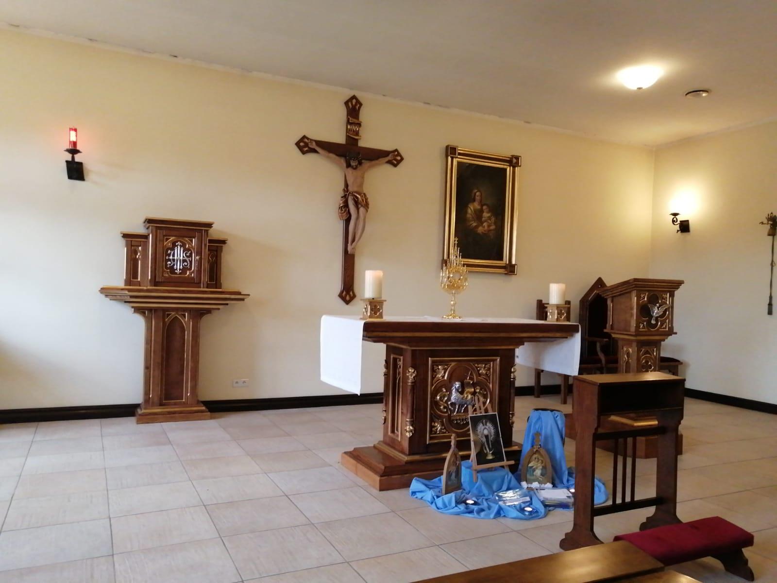 kaplica w opactwie